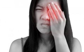 Blepharitis pain